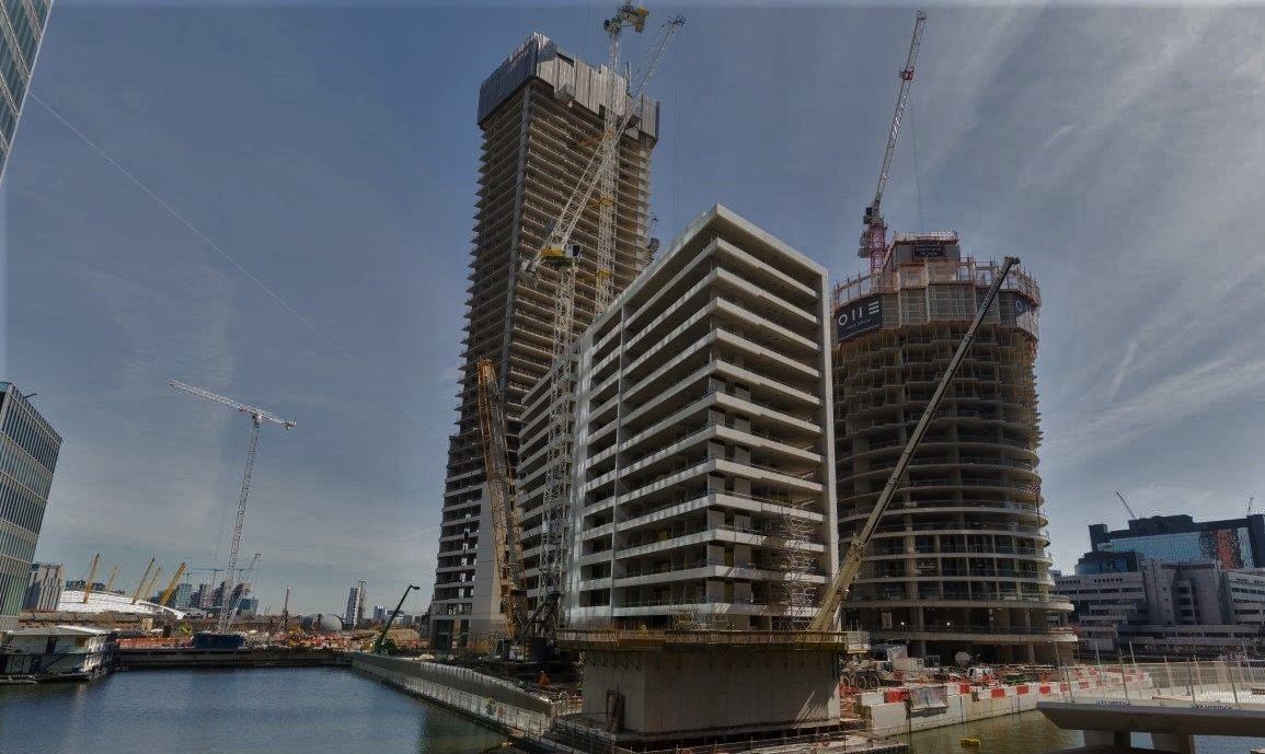 Construction and Civil Engineering in the Greater London Area