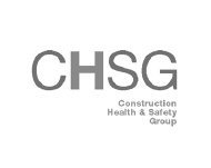 CHSG (Construction Health and Safety Group) logo