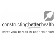 Constructing Better Health logo