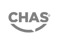 CHAS (Contractors Health and Safety Assessment Scheme) logo