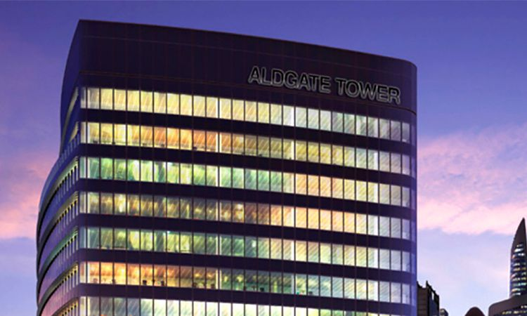 Aldgate Tower