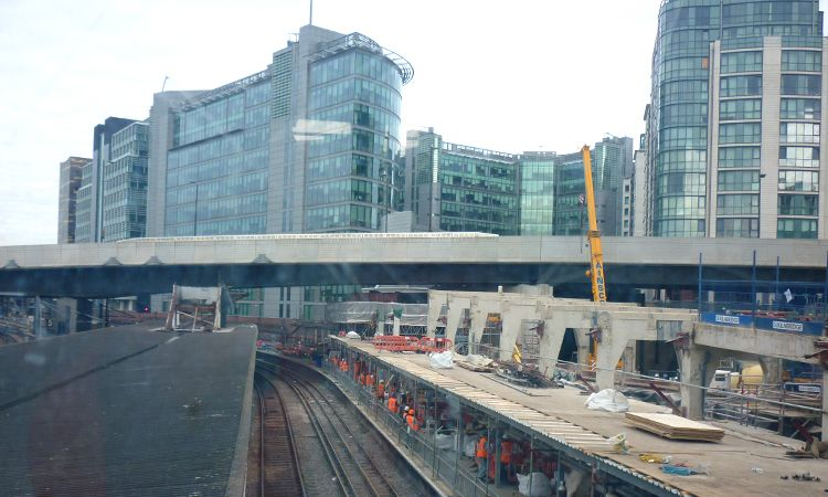 Crossrail C271 and C272 Paddington integrated project enabling works