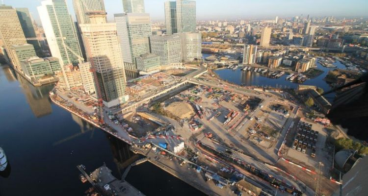 Wood Wharf A2 And A3 Kilnbridge Construction Services Limited