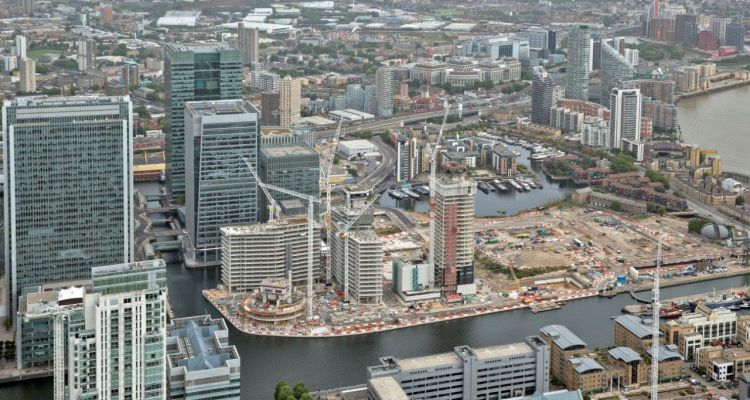 Wood Wharf A2 And A3 Kilnbridge Construction Services