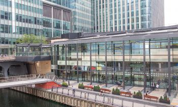 Canary Wharf RT4 retail redevelopment