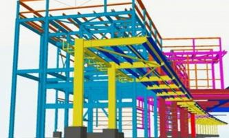 Fabrication Design - Architectural Steelwork
